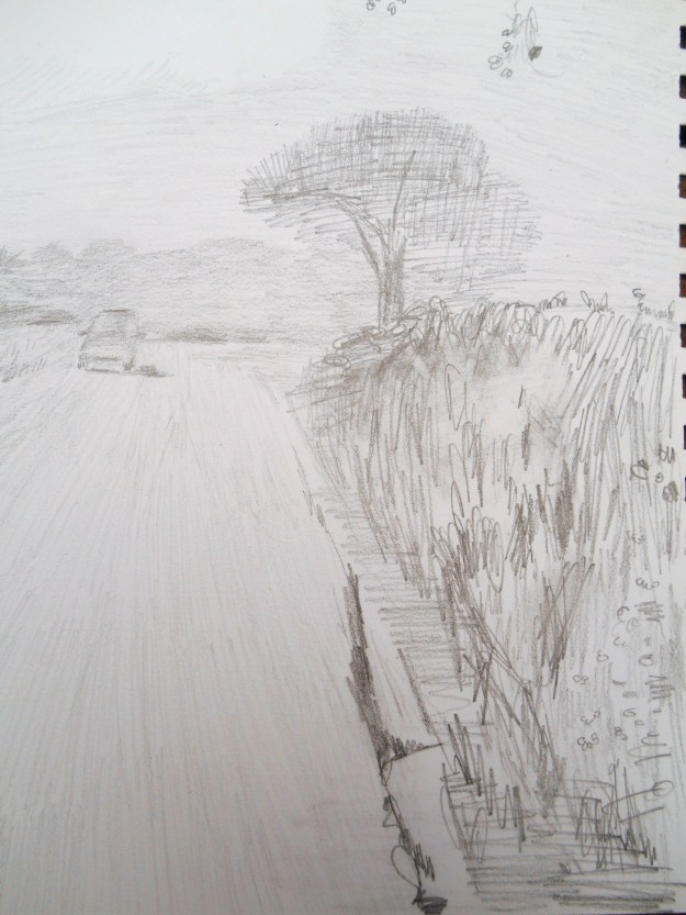 A3 landscape right hand side