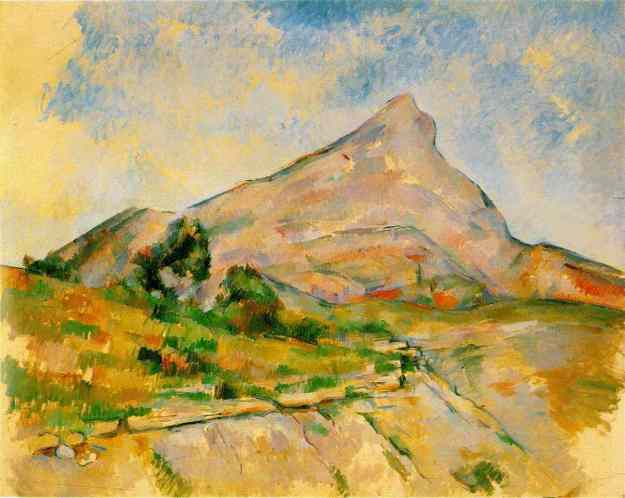 Mont Sainte-Victoire 1897