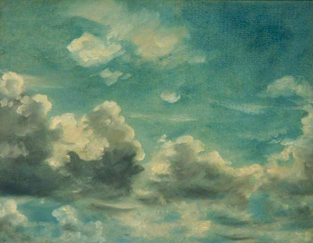 Study of cumulus clouds